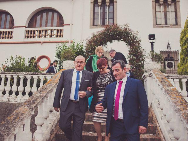 La boda de Jordi y Rocio en L' Ametlla Del Valles, Barcelona 73