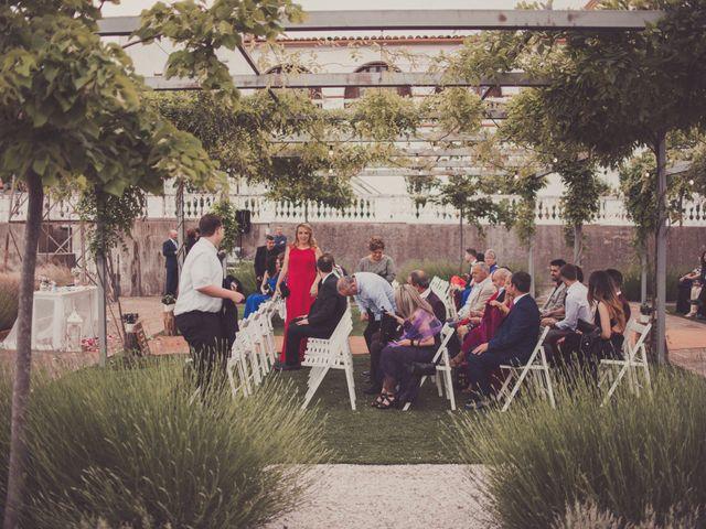 La boda de Jordi y Rocio en L' Ametlla Del Valles, Barcelona 76