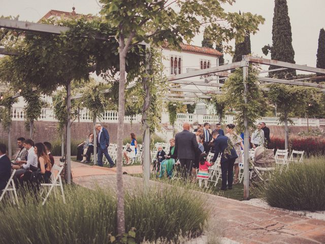 La boda de Jordi y Rocio en L' Ametlla Del Valles, Barcelona 77