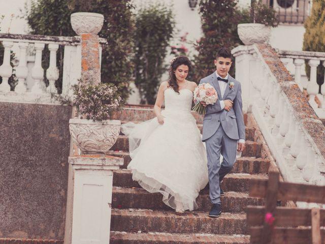 La boda de Jordi y Rocio en L' Ametlla Del Valles, Barcelona 84