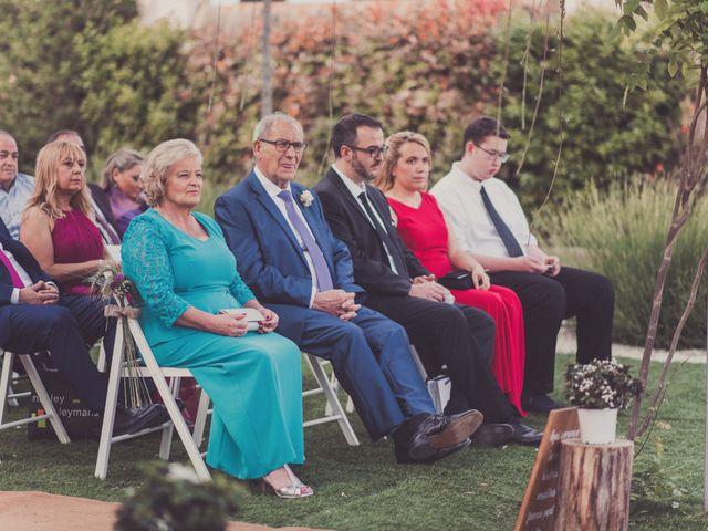 La boda de Jordi y Rocio en L' Ametlla Del Valles, Barcelona 95