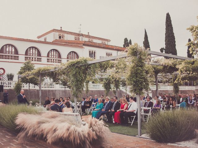 La boda de Jordi y Rocio en L' Ametlla Del Valles, Barcelona 96