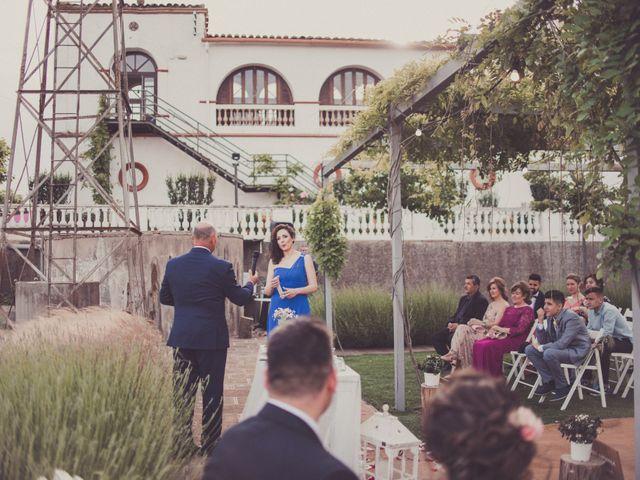 La boda de Jordi y Rocio en L' Ametlla Del Valles, Barcelona 99