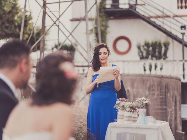 La boda de Jordi y Rocio en L' Ametlla Del Valles, Barcelona 100