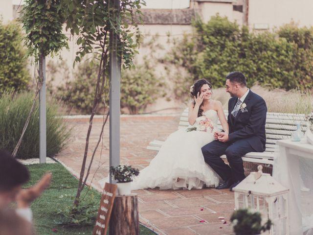 La boda de Jordi y Rocio en L' Ametlla Del Valles, Barcelona 102