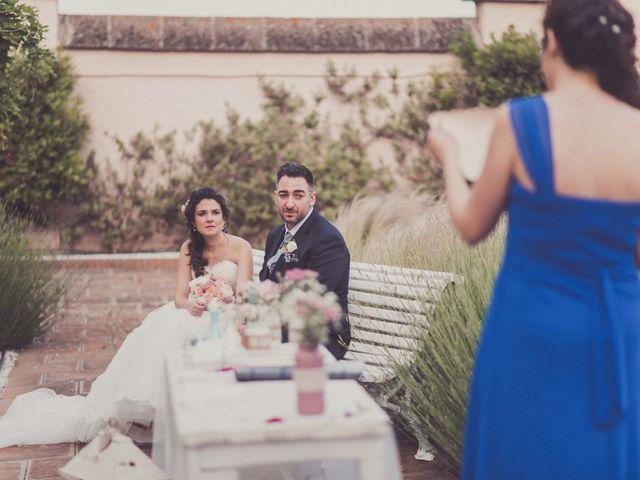 La boda de Jordi y Rocio en L' Ametlla Del Valles, Barcelona 103