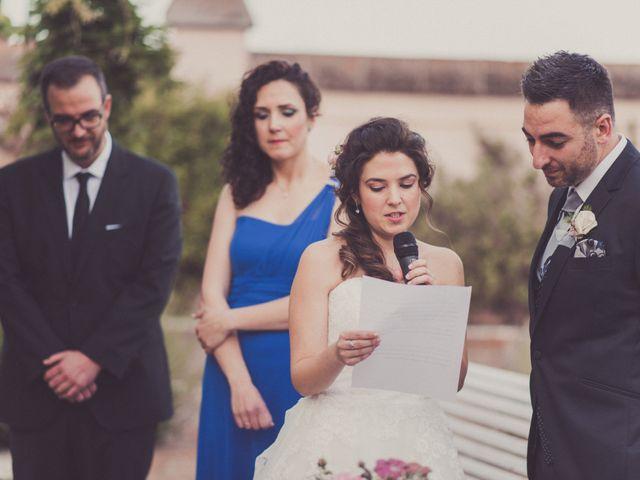 La boda de Jordi y Rocio en L' Ametlla Del Valles, Barcelona 111