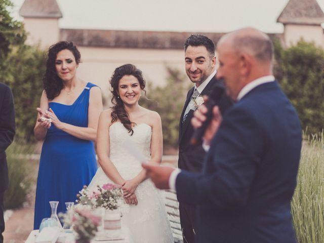 La boda de Jordi y Rocio en L' Ametlla Del Valles, Barcelona 113