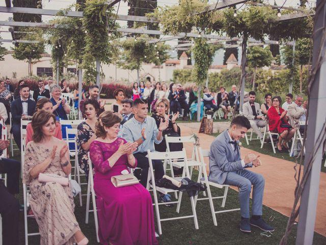 La boda de Jordi y Rocio en L' Ametlla Del Valles, Barcelona 114