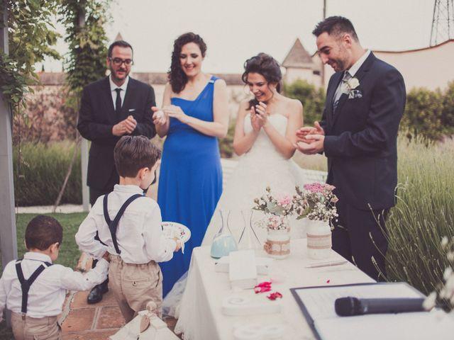 La boda de Jordi y Rocio en L' Ametlla Del Valles, Barcelona 117