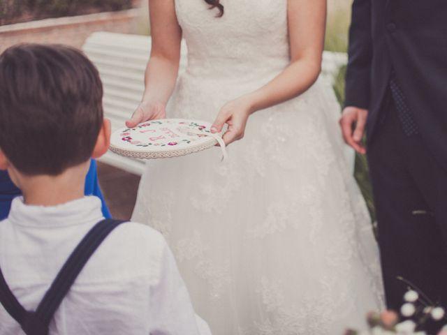 La boda de Jordi y Rocio en L' Ametlla Del Valles, Barcelona 118