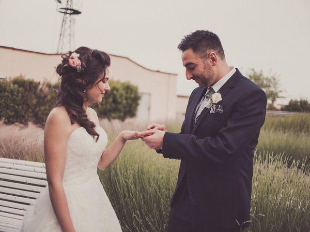 La boda de Jordi y Rocio en L' Ametlla Del Valles, Barcelona 120