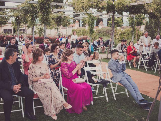 La boda de Jordi y Rocio en L' Ametlla Del Valles, Barcelona 130