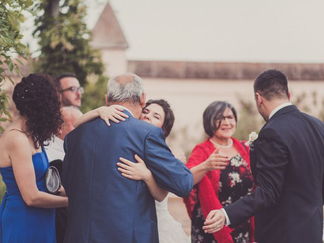 La boda de Jordi y Rocio en L' Ametlla Del Valles, Barcelona 135
