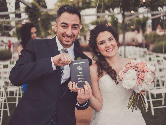 La boda de Jordi y Rocio en L' Ametlla Del Valles, Barcelona 139