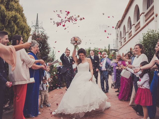 La boda de Jordi y Rocio en L' Ametlla Del Valles, Barcelona 140