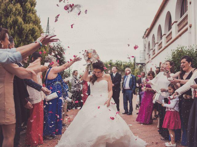 La boda de Jordi y Rocio en L' Ametlla Del Valles, Barcelona 141