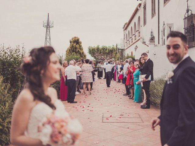 La boda de Jordi y Rocio en L' Ametlla Del Valles, Barcelona 144