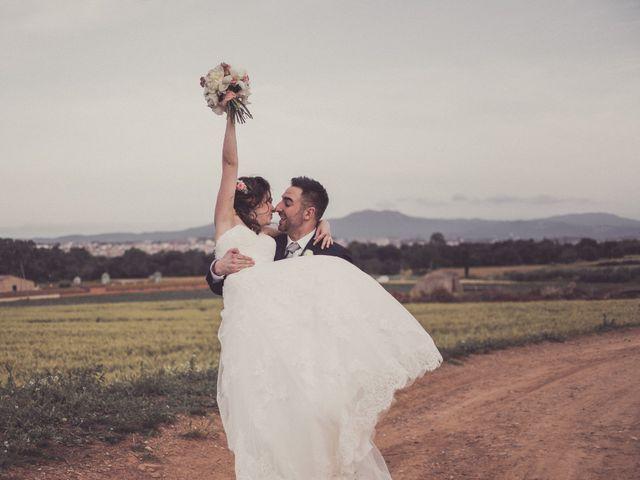 La boda de Jordi y Rocio en L' Ametlla Del Valles, Barcelona 155