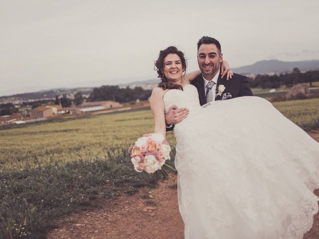 La boda de Jordi y Rocio en L' Ametlla Del Valles, Barcelona 156