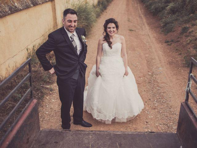 La boda de Jordi y Rocio en L' Ametlla Del Valles, Barcelona 157