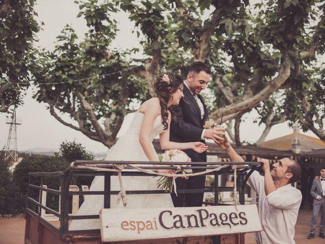La boda de Jordi y Rocio en L' Ametlla Del Valles, Barcelona 162