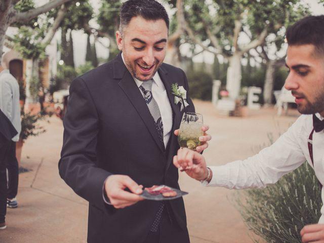 La boda de Jordi y Rocio en L' Ametlla Del Valles, Barcelona 171