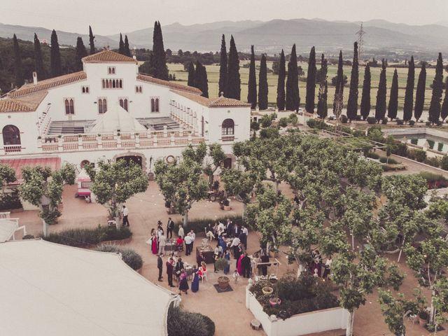 La boda de Jordi y Rocio en L' Ametlla Del Valles, Barcelona 2