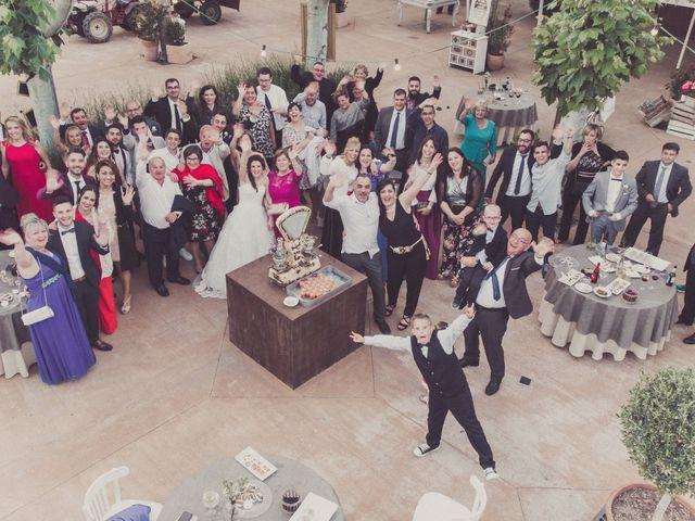 La boda de Jordi y Rocio en L' Ametlla Del Valles, Barcelona 182