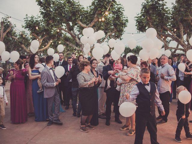 La boda de Jordi y Rocio en L' Ametlla Del Valles, Barcelona 184