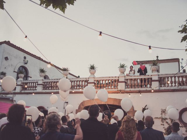 La boda de Jordi y Rocio en L' Ametlla Del Valles, Barcelona 186