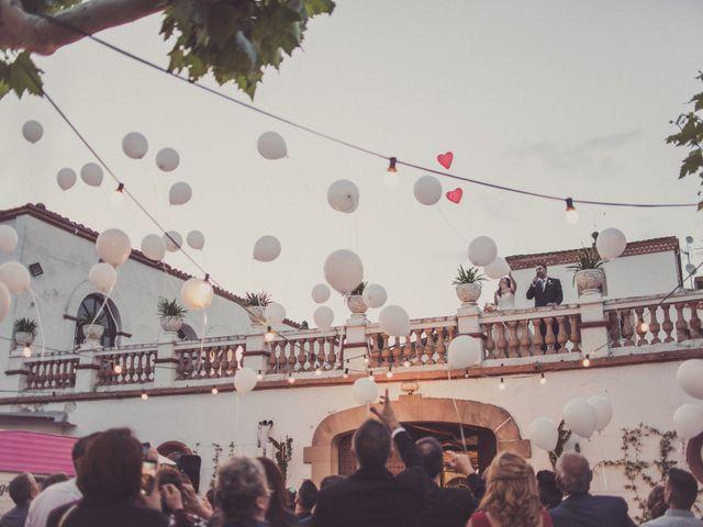 La boda de Jordi y Rocio en L' Ametlla Del Valles, Barcelona 187