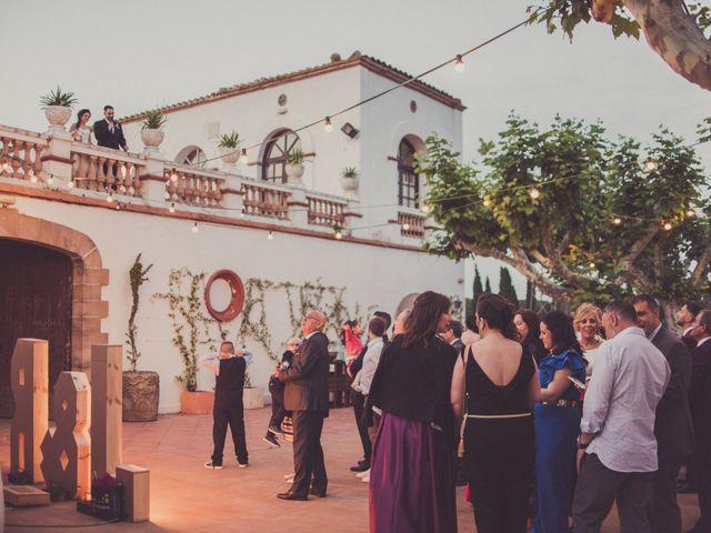 La boda de Jordi y Rocio en L' Ametlla Del Valles, Barcelona 190