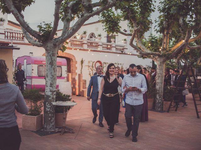 La boda de Jordi y Rocio en L' Ametlla Del Valles, Barcelona 192