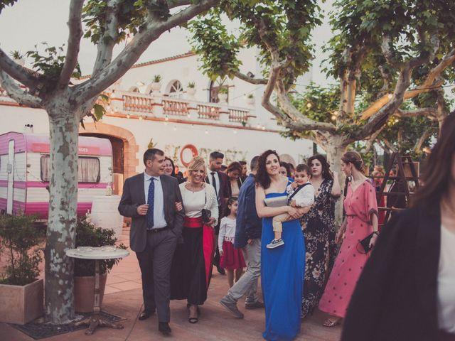La boda de Jordi y Rocio en L' Ametlla Del Valles, Barcelona 193