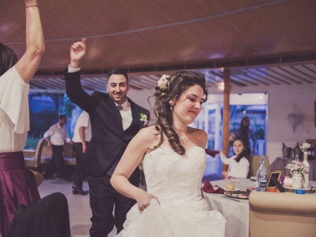 La boda de Jordi y Rocio en L' Ametlla Del Valles, Barcelona 203