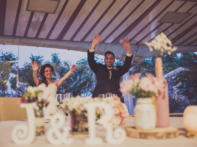 La boda de Jordi y Rocio en L' Ametlla Del Valles, Barcelona 206