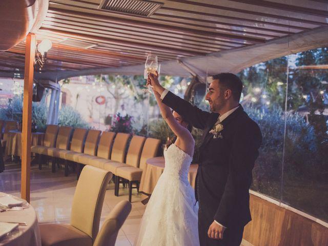 La boda de Jordi y Rocio en L' Ametlla Del Valles, Barcelona 208