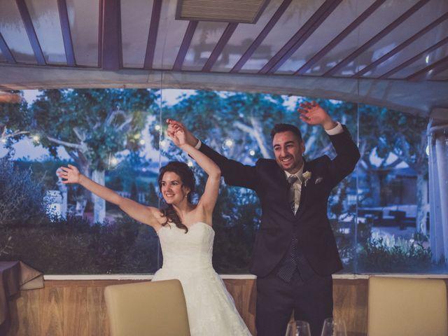 La boda de Jordi y Rocio en L' Ametlla Del Valles, Barcelona 211