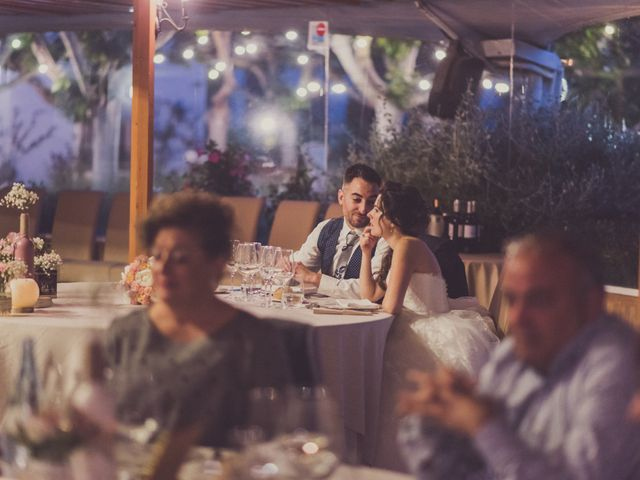 La boda de Jordi y Rocio en L' Ametlla Del Valles, Barcelona 219