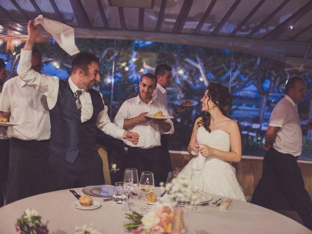 La boda de Jordi y Rocio en L' Ametlla Del Valles, Barcelona 222