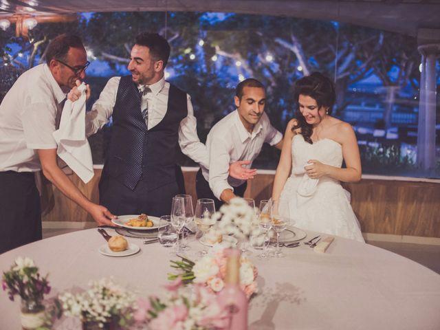 La boda de Jordi y Rocio en L' Ametlla Del Valles, Barcelona 223