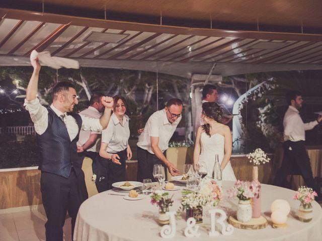 La boda de Jordi y Rocio en L' Ametlla Del Valles, Barcelona 252