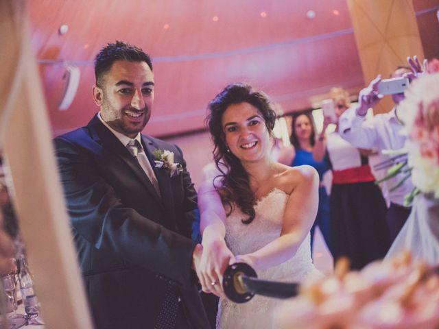 La boda de Jordi y Rocio en L' Ametlla Del Valles, Barcelona 276
