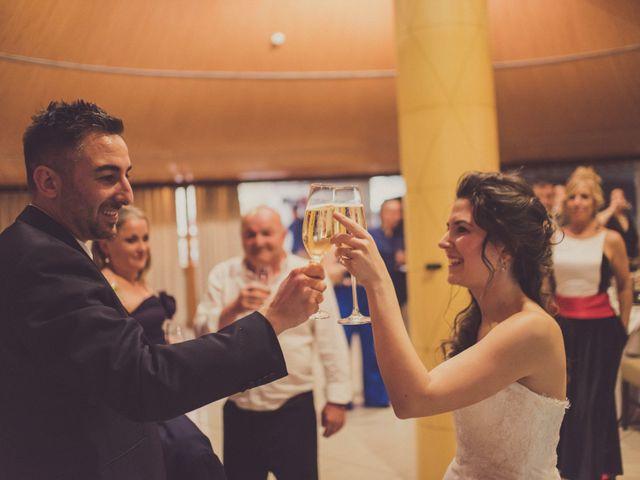 La boda de Jordi y Rocio en L' Ametlla Del Valles, Barcelona 281