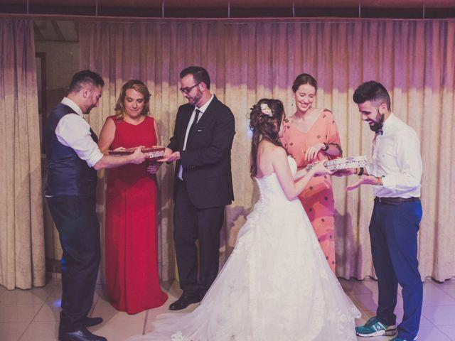 La boda de Jordi y Rocio en L' Ametlla Del Valles, Barcelona 294