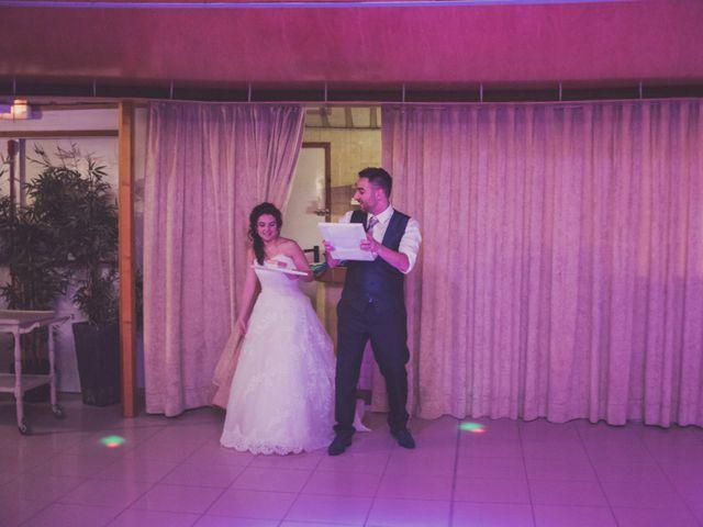 La boda de Jordi y Rocio en L' Ametlla Del Valles, Barcelona 306