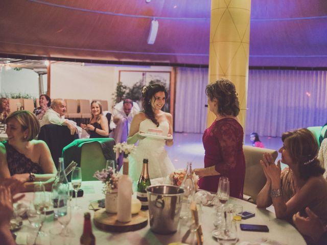 La boda de Jordi y Rocio en L' Ametlla Del Valles, Barcelona 309