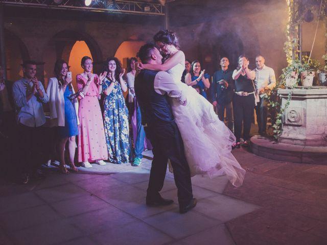 La boda de Jordi y Rocio en L' Ametlla Del Valles, Barcelona 335