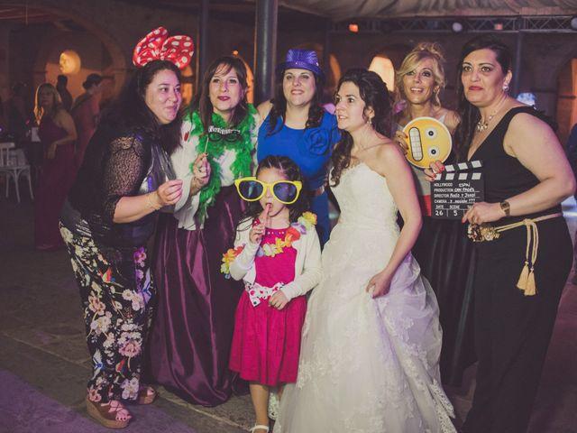 La boda de Jordi y Rocio en L' Ametlla Del Valles, Barcelona 343